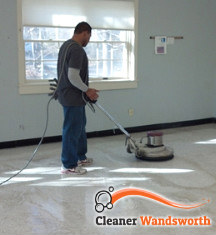 Hard Floor Cleaning Wandsworth