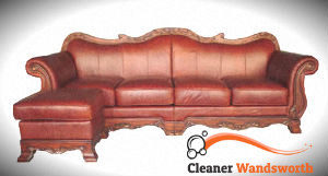 Leather Sofa Cleaning Wandsworth